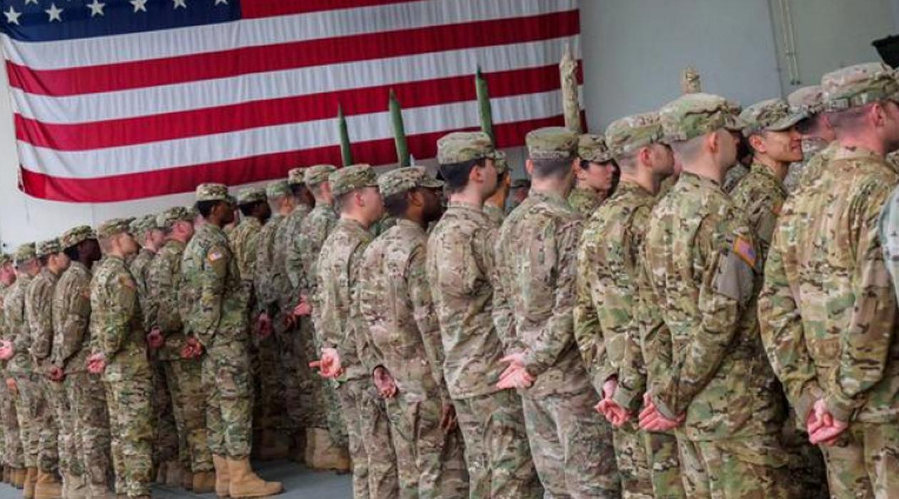 Almanya'daki 10 bine yakın ABD askeri geri çekilecek