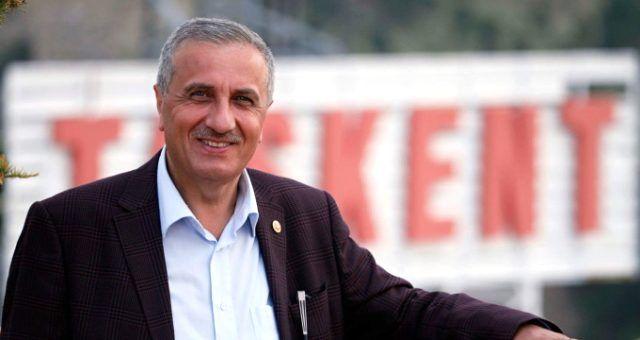 Abdullah Başcı Ak Parti'den istifa etti