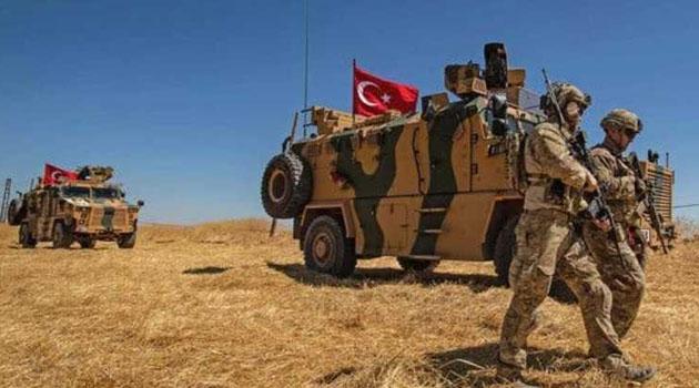 Tel Abyad'da keşif ve gözetleme yapan askerlere saldırı