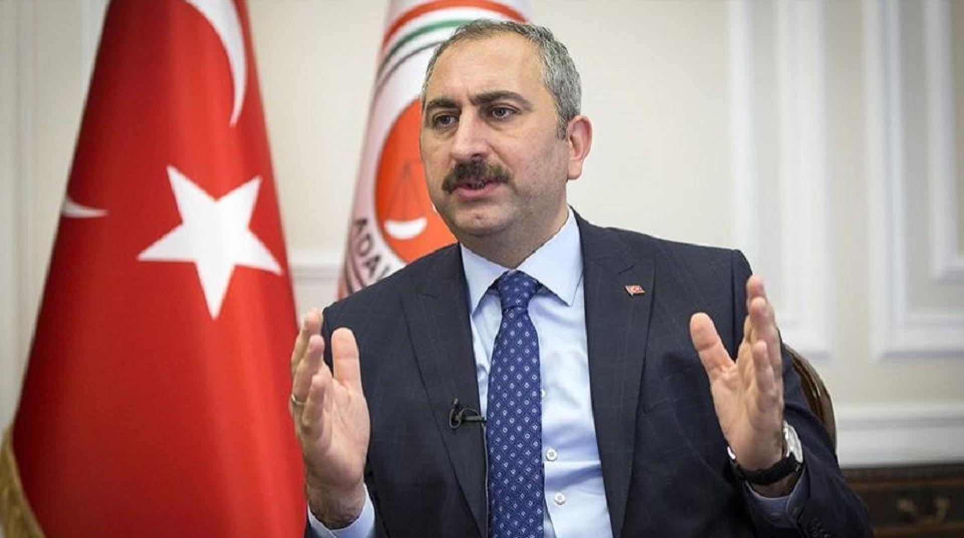 Adalet Bakanı Gül: Kimse 'Kadir suçludur' diyemez ama ortada ceset var