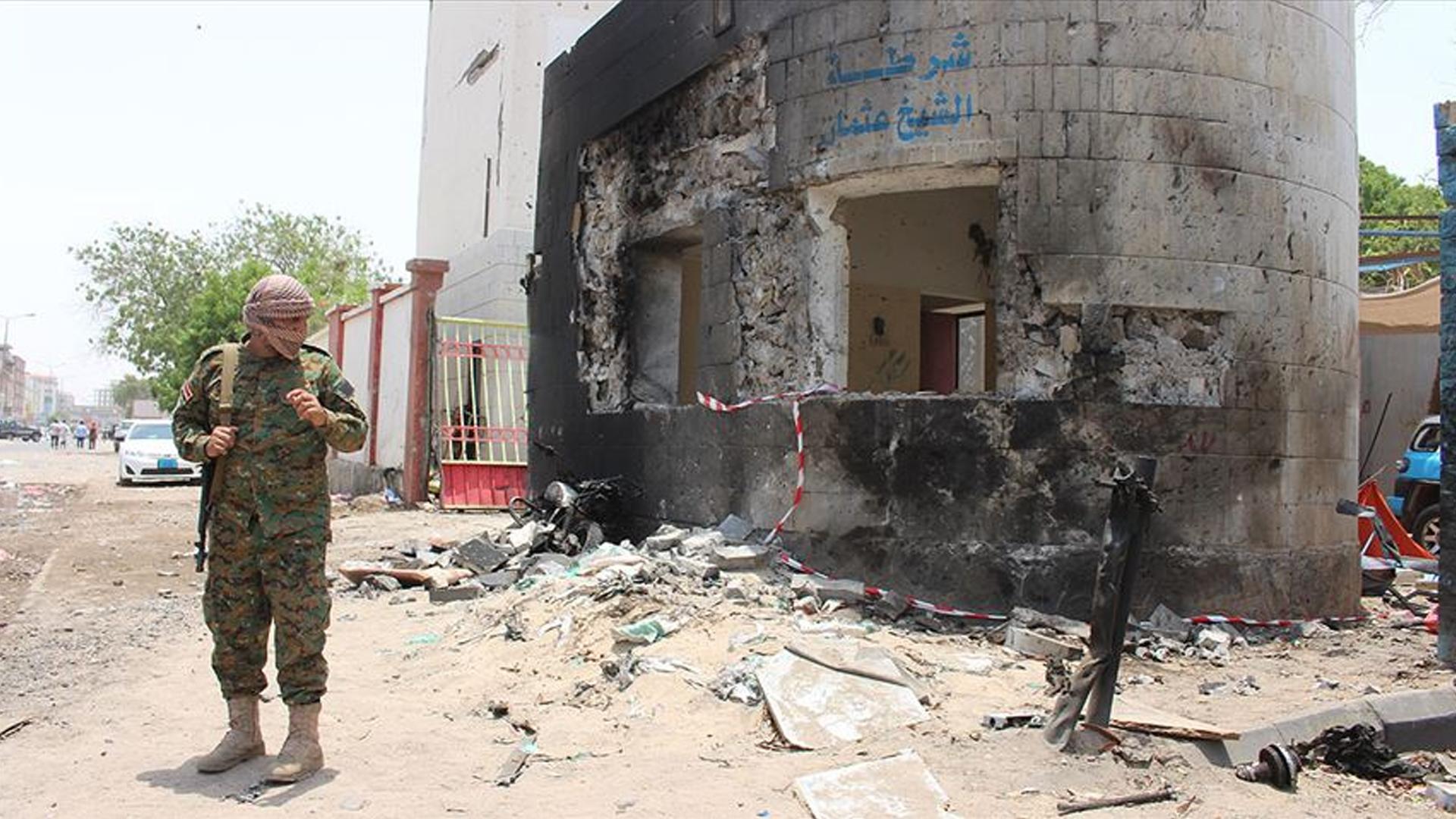 BM'den Aden bilançosu: 40 sivil öldü
