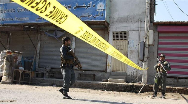 Afganistan'da bombalı saldırı: 3 polis öldü