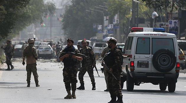 Afganistan'daki patlamada bir çocuk öldü