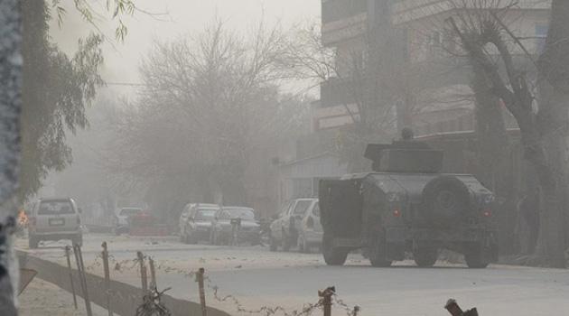 Afganistan'da ilçe emniyet müdürüne silahlı saldırı
