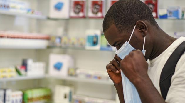 Afrika ülkelerinde Kovid-19 vakaları ve can kaybı artıyor