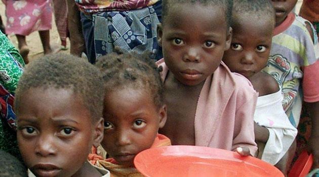 52 milyon Afrikalı açlıkla karşı karşıya