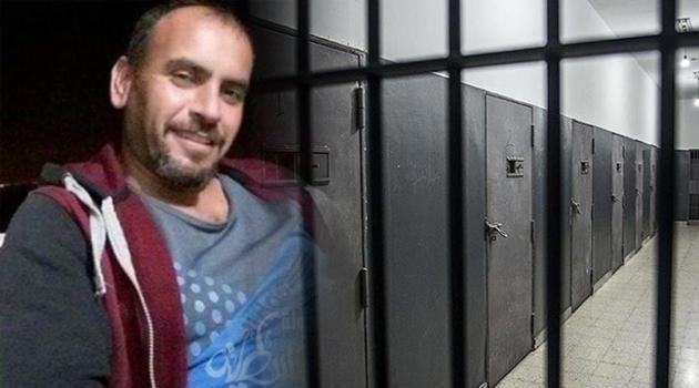 Açlık grevindeki Filistinli tutuklu Ahmed Zehran'ın sağlık durumu kritik