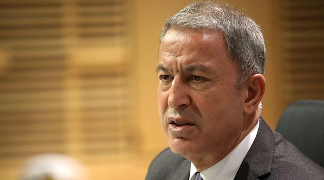 Hulusi Akar: Yunanistan 16 adayı anlaşmalara aykırı olarak silahlandırdı