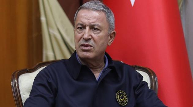 Savunma Bakanı'ndan Libya açıklaması: TSK menfaatlerimizi korumak için nerede görev verilirse hazırdır