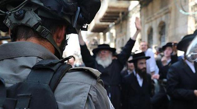 Mescid-i Aksa'ya 2019'da yaklaşık 30 bin Yahudi baskın düzenledi