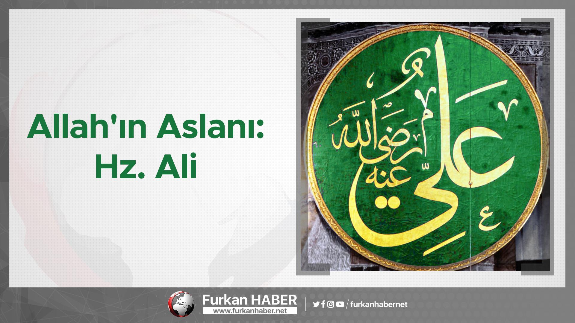 Allah'ın Aslanı: Hz. Ali