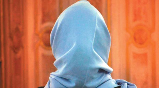 Almanya'da başörtülü öğrenci hastanede staja kabul edilmedi
