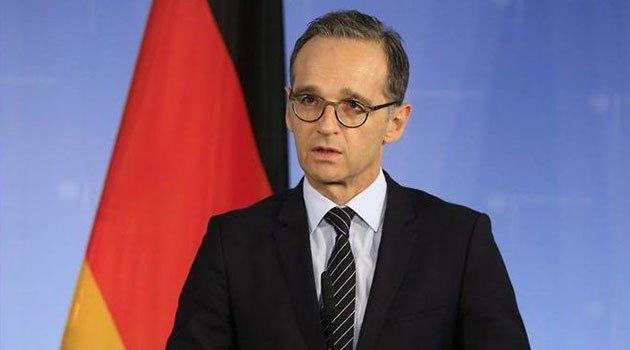 Almanya Dışişleri Bakanı: Uluslararası güçler çekilirse Irak teröre verimli bir zemine dönüşür