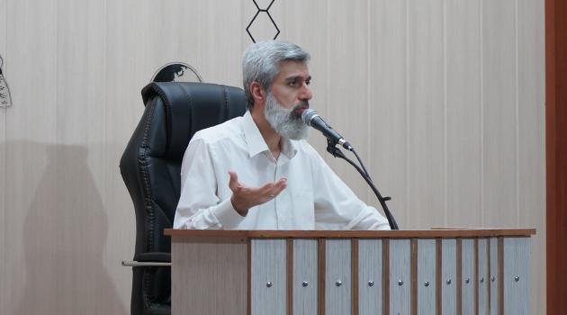 Alparslan Kuytul Hoca: Melek Çetinkaya Kumpas Sonucu Tutuklandı