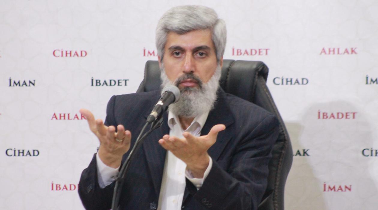 Alparslan Kuytul Hoca'dan Osman Kavala yorumu: Yargı tamamen berbat bir duruma geldi