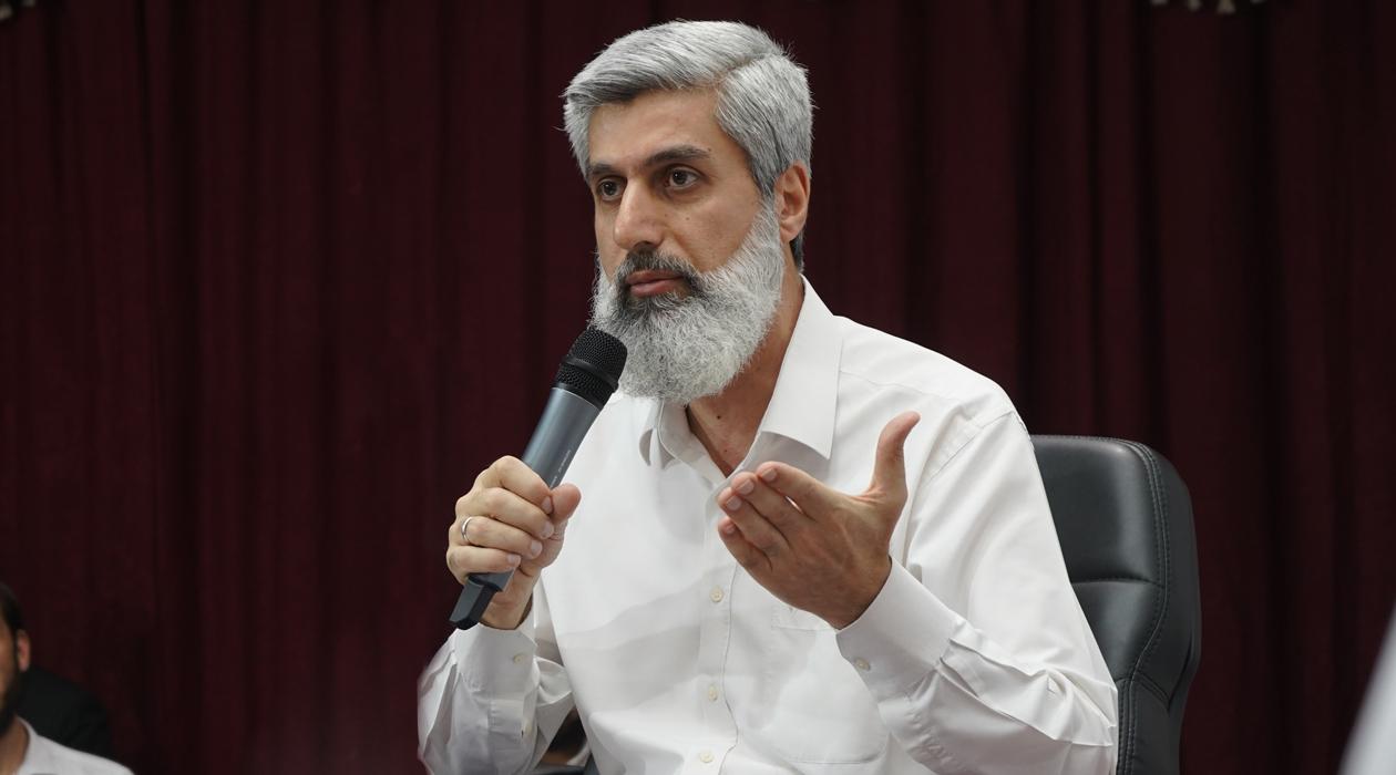 Alparslan Kuytul Hoca: Tedbirlere karşı değilim ama abartılmasına karşıyım!