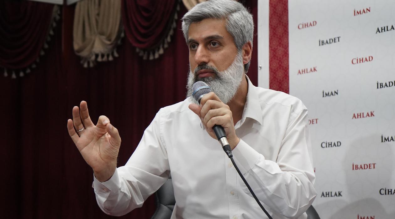 Alparslan Kuytul Hoca Diyarbakır'da Yaşananlar Hakkında Konuştu