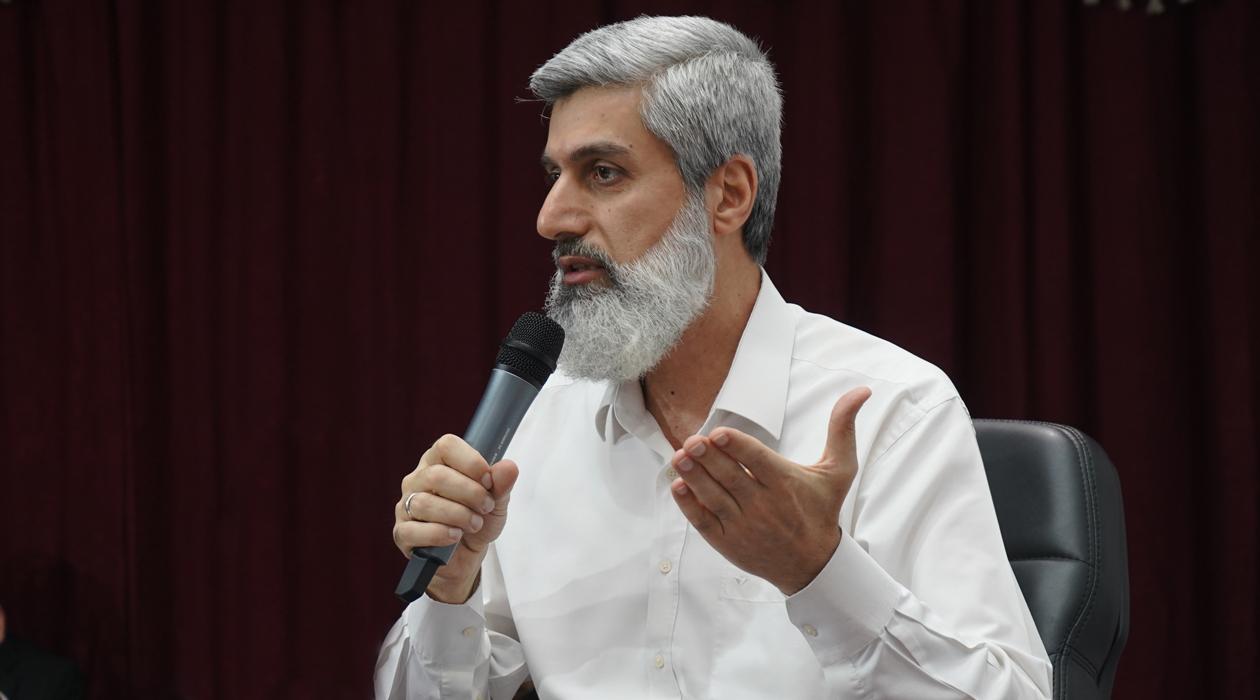 Alparslan Kuytul Hoca'dan Cübbeli Ahmet Yorumu