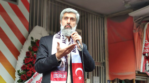 Alparslan Hoca: Tevhidi Anlattığım, AKP'yi Eleştirdiğim ve Derin Devletten Bahsettiğim İçin Tutuklandım