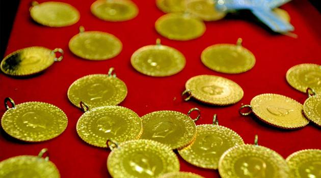 Çeyrek altın 603 lira oldu