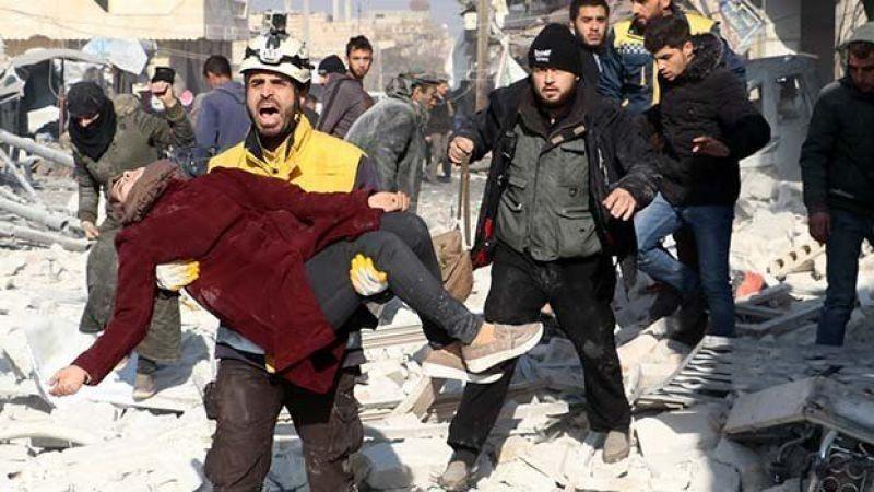 AB İdlib'te devam eden saldırıları kınadı