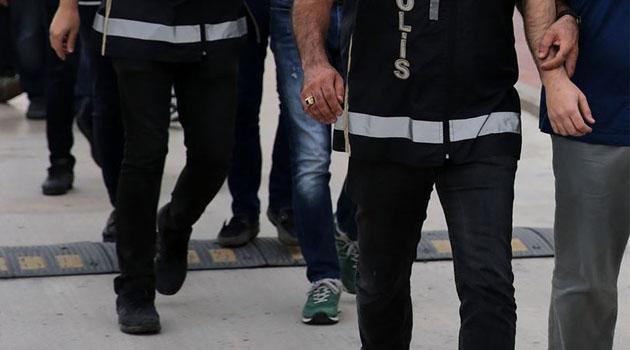 Ankara merkezli operasyon: 21 polis için gözaltı kararı