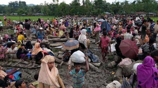 Katliamcı İsrail'den Katliamcı Myanmar'a Destek
