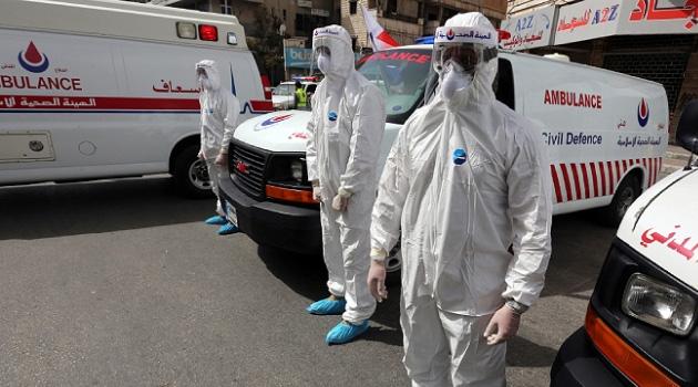 Arap ülkelerinde can kayıpları ve vaka sayıları arttı