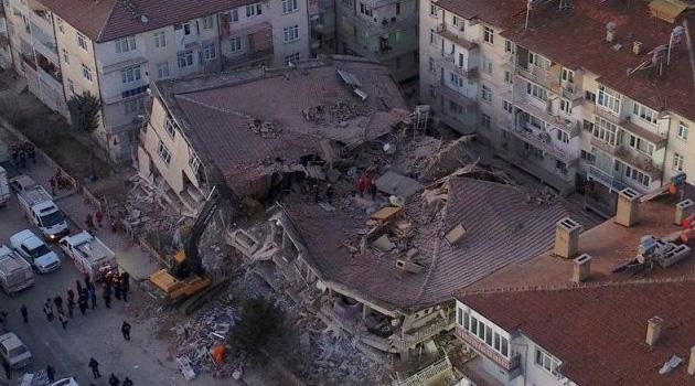 AFAD: 788 artçı deprem meydana geldi; 21'inin büyüklüğü 4'ün üzerinde