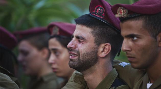 Siyonist İsrail ordusunda peş peşe intihar!