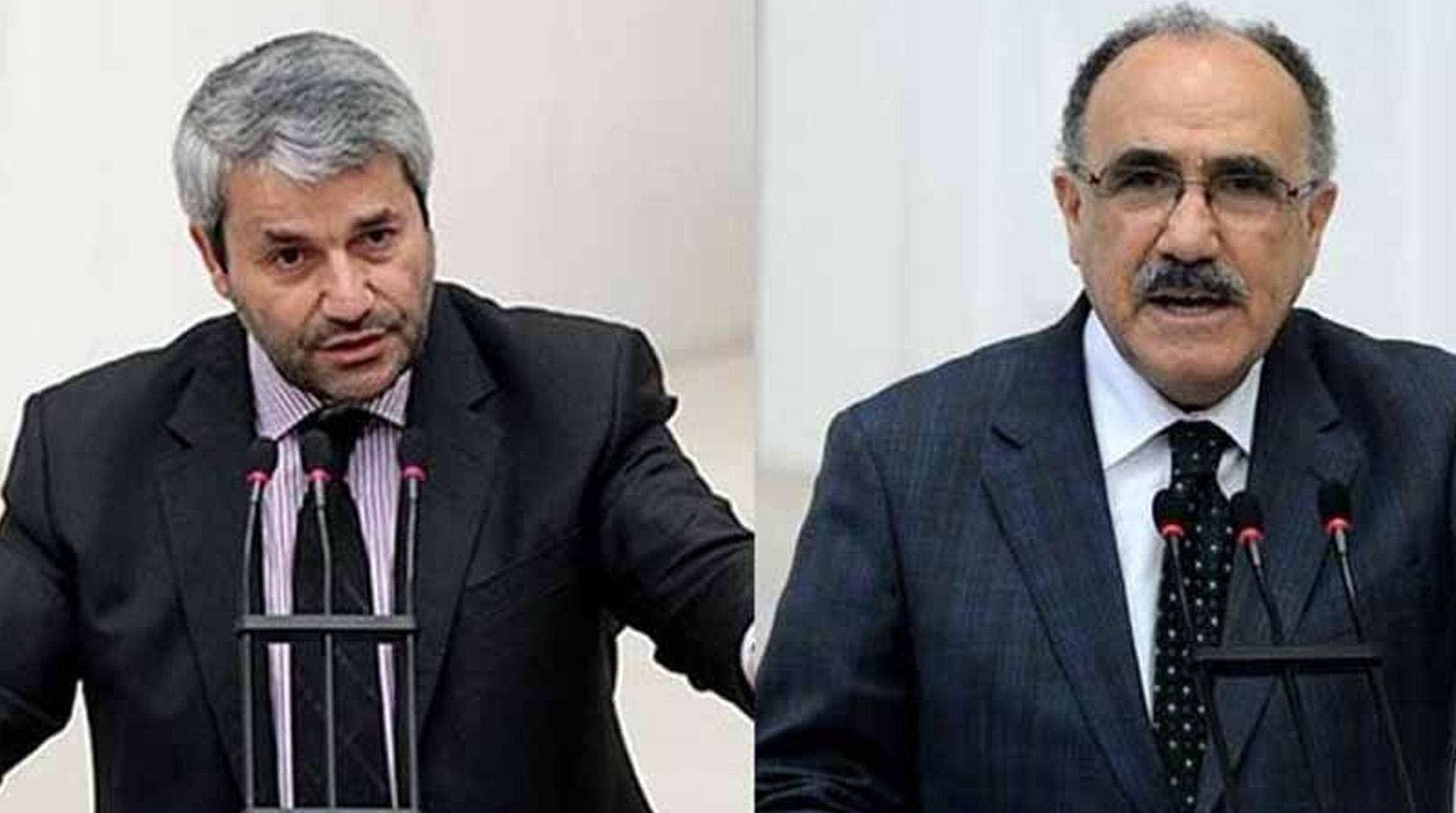 Beşir Atalay ve Nihat Ergün de AKP'den istifa etti iddiası