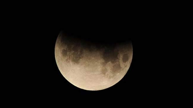 Bu gece Ay tutulması gerçekleşecek