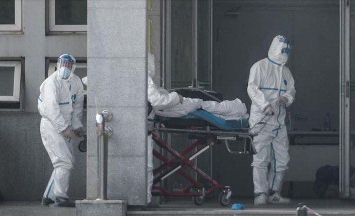 Çin gizemli hastalıkla boğuşuyor: 571'e yükseldi