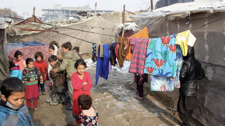 Afganistan'da son 5 yılda 4 milyon kişi evlerinden oldu