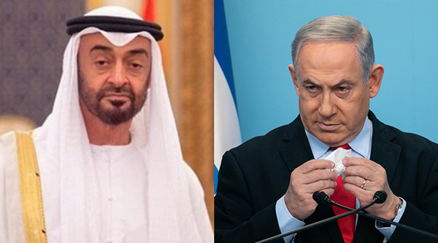 Sözde devlet İsrail ile BAE iş birliği yapacak