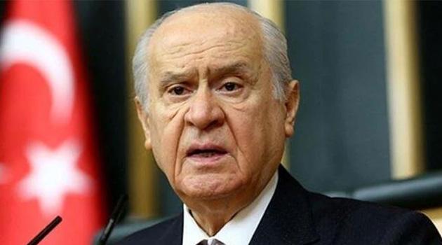 Bahçeli: Erdoğan'ı incitmemeye, güçlü kılmaya çalışıyoruz