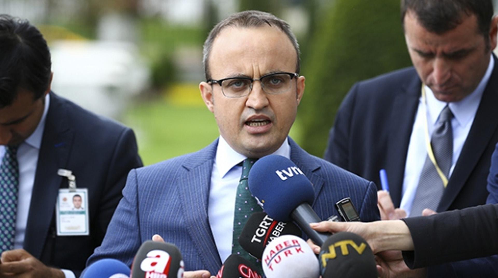 AK Partili Turan: Kayyım atanacak tabii ki, geç bile kaldık