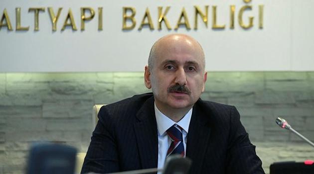 Bakan Karaismailoğlu: Türkiye'yi bir baştan bir başa şantiyeye çevirdik