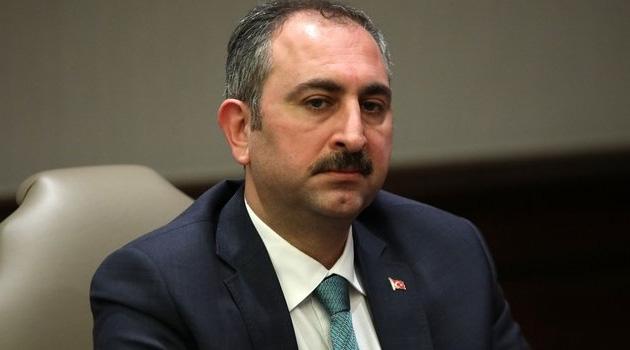 Adalet Bakanı Abdulhamit Gül'den af ve ceza indirimi açıklaması