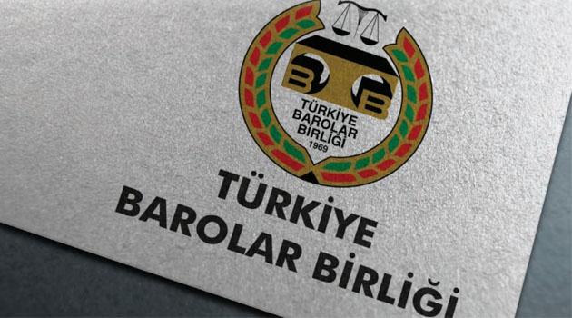 12 baro yönetiminden TBB'ye çağrı