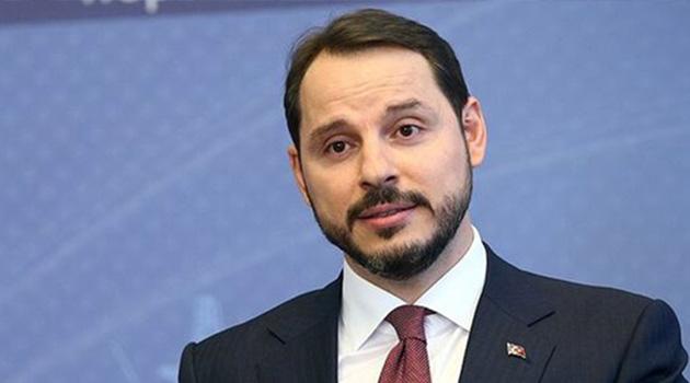 Albayrak: Türkiye salgına güçlü bir ekonomi döneminde yakalandı