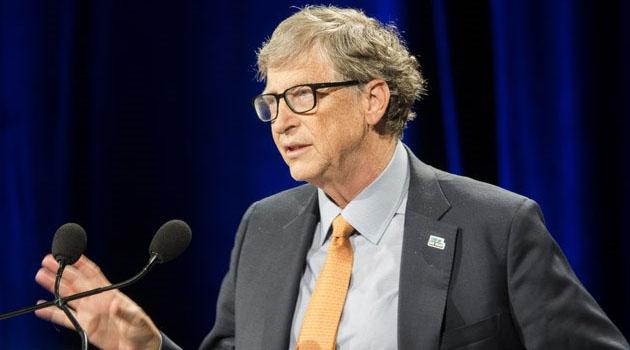 Bill Gates: Covid-19 testlerinin çoğu israf