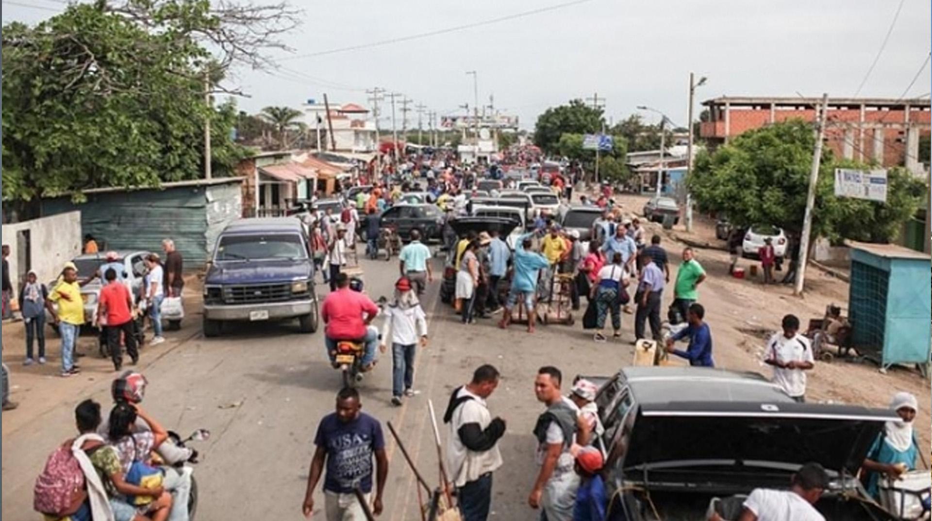 BM'ye göre 4,7 milyon Venezuelalı ülkesini terk etti