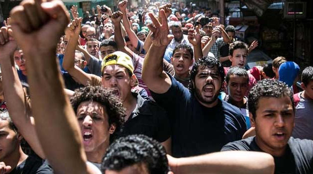 BM'den Mısır'a çağrı: Göstericilere saygı duyun
