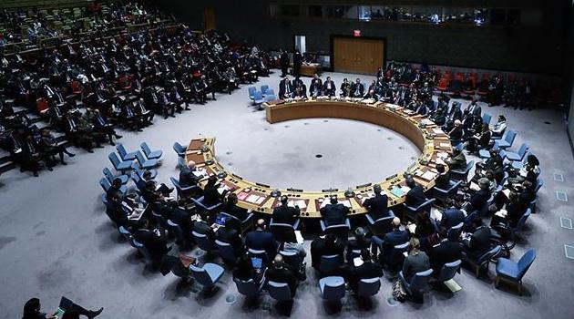 BMGK'dan Libya'da ateşkes kararı