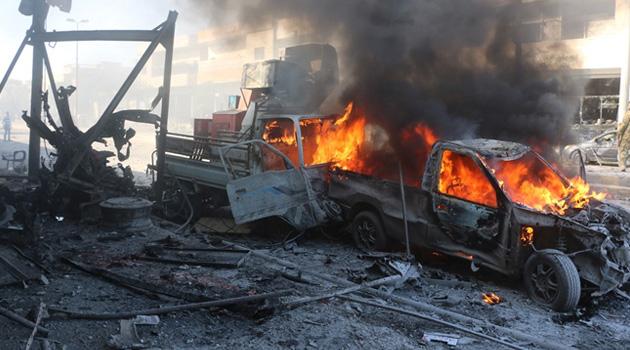 Tel Abyad'da bombalı saldırı: 3 ölü, en az 20 yaralı