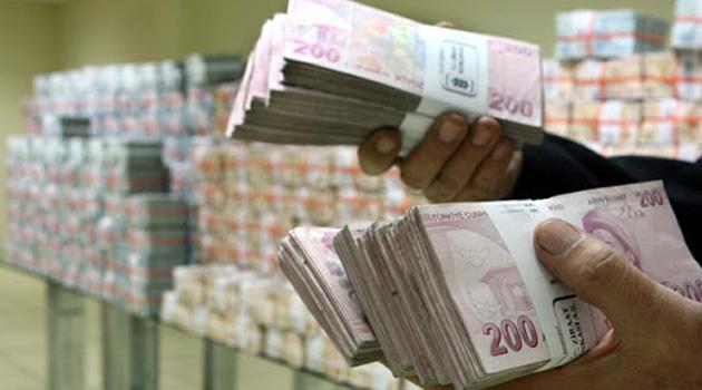 Hazine 4,61 milyar TL borçlandı