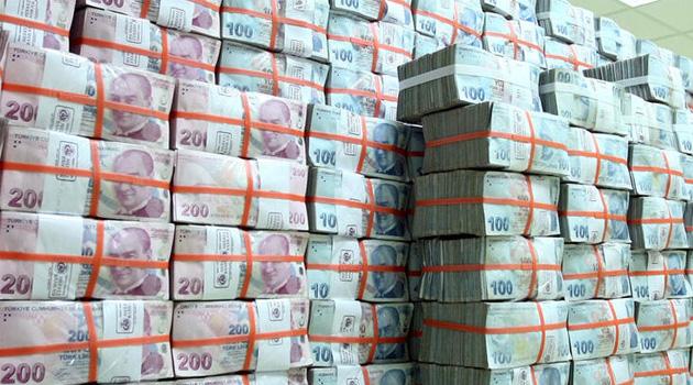Bütçe açığı 2019 yılında 123 milyar lira