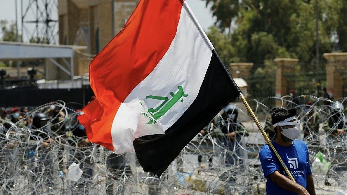 Bağdat'ta hükümet karşıtı gösterilerde 2 kişi öldü