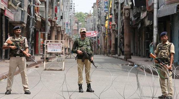 Cammu Keşmir'de çatışma: 4 ölü